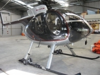 1991 MD500E Helicopter